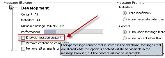 Mirth Connect Channel Security Encrypt Message Content
